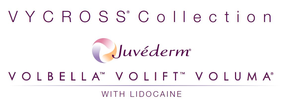 Vycross Juvederm treatments