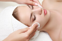 Chemical peels for younger looking skin