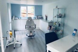 Harbourside Clinic Treatment room